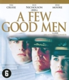 Few good men, (Blu-Ray) BILINGUAL // W/JACK NICHOLSON/TOM CRUISE/KEVIN BACON MOVIE, BLURAY