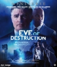 Eve of destruction, (Blu-Ray) W/ CHRISTINA COX, TREAT WILLIAMS TV SERIES, BLURAY