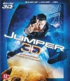 Jumper 3D, (Blu-Ray) BILINGUAL // W/HAYDEN CHRISTENSEN, SAMUEL L. JACKSON MOVIE, BLURAY