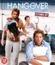 Hangover, (Blu-Ray) BY TODD PHILLIPS / W/ ZACH GALIFIANAKIS, BRADLEY COOPER MOVIE, Blu-Ray