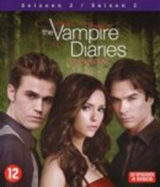 Vampire diaries - Seizoen 2, (Blu-Ray) BILINGUAL TV SERIES, BLURAY