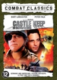 CASTLE KEEP BILINGUAL /CAST: BURT LANCASTER, PETER FALK MOVIE, DVDNL