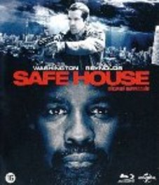 SAFE HOUSE BILINGUAL // W/ DENZELL WASHINGTON & RYAN REYNOLDS MOVIE, Blu-Ray