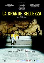 La grande bellezza, (DVD) BY: PAOLO SORRENTINO /CAST: TONI SERVILLO