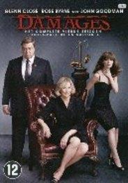 Damages - Seizoen 4, (DVD) BILINGUAL /CAST: GLENN CLOSE, ROSE BYRNE TV SERIES, DVDNL