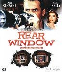 Rear window, (Blu-Ray)