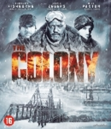 Colony, (Blu-Ray) CAST: LAURENCE FISHBURNE, BILL PAXTON MOVIE, BLURAY