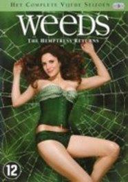 Weeds - Seizoen 5, (DVD) PAL/REGION 2-BILINGUAL //W/ MARY LOUISE PARKER TV SERIES, DVD