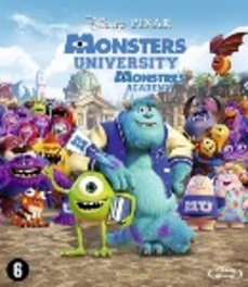 Monsters university, (Blu-Ray) ANIMATION, Blu-Ray