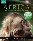 BBC earth - Africa, (Blu-Ray) ALL REGIONS // NARRATED BY DAVID ATTENBOROUGH