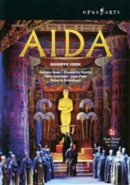 AIDA, VERDI, MARTINEZ, M.A.G. NTSC/ALL REGIONS W/TEATRO DEL LICEU/M.MARTINEZ DVD, G. VERDI, DVD
