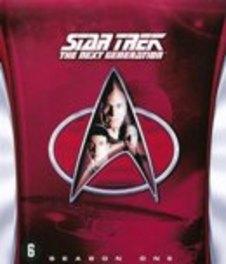 Star trek next generation - Seizoen 1, (Blu-Ray) BILINGUAL TV SERIES, Blu-Ray