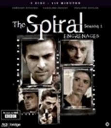 The Spiral (Engrenages) - Seizoen 1
