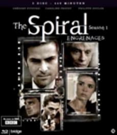The Spiral (Engrenages) - Seizoen 1