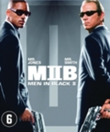 Men in black 2, (Blu-Ray) BILINGUAL // W/ WILL SMITH & TOMMY LEE JONES Cunningham, Lowell, BLURAY