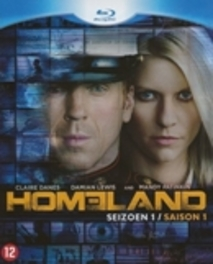 Homeland - Seizoen 1, (Blu-Ray) BILINGUAL/W/ DAMIAN LEWIS, CLAIRE DANES, MORENA BACCARI TV SERIES, BLURAY