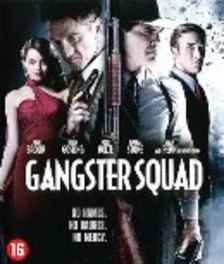 Gangster squad, (Blu-Ray) BILINGUAL // W/ SEAN PENN, JOSH BROLIN MOVIE, Blu-Ray