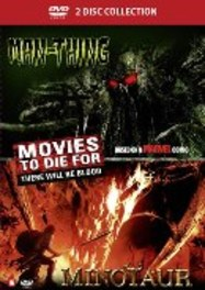 Man thing/Minotaur, (DVD) PAL/REGION 2 MOVIE, DVD