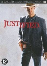 Justified - Seizoen 1, (DVD) BILINGUAL /CAST: TIMOTHY OLYPHANT TV SERIES, DVDNL