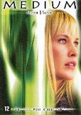 Medium - Seizoen 1, (DVD) PAL/REGION 2-BILINGUAL// W/PATRICIA ARQUETTE
