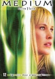 Medium - Seizoen 1, (DVD) PAL/REGION 2-BILINGUAL// W/PATRICIA ARQUETTE TV SERIES, DVDNL