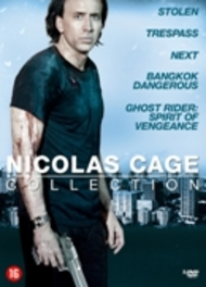 Nicolas Cage collection, (DVD) 5 MOVIE BOX MOVIE, DVDNL