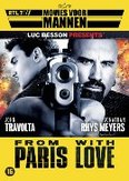 From Paris with love, (DVD)