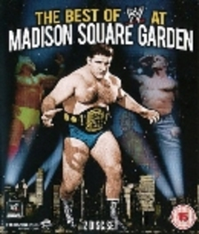 WWE - BEST OF WWE AT.. .. MADISON SQUARE GARDEN SPORTS, BLURAY