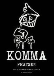 Fratsen - Komma, (DVD) 2009-2010 OPNAMES // PAL FRATSEN, DVD