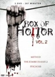 Box Of Horror - Volume 2