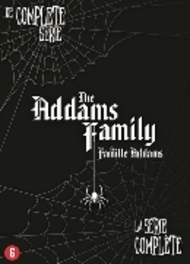 The Addams Family - De Complete Serie