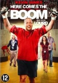 Here comes the boom, (DVD) PAL/REGION 2-BILINGUAL // W/ KEVIN JAMES, SALMA HAYEK MOVIE, DVD