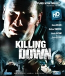 Killing down, (Blu-Ray) CAST: SHEREE J. WILSON, MAURICE RIPKE MOVIE, Blu-Ray