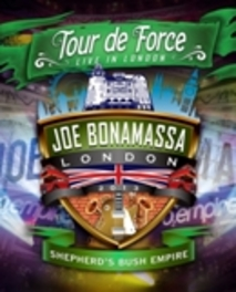TOUR DE FORCE - SHEPHERD JOE BONAMASSA, DVDNL