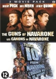 Guns of Navarone/Force 10 from Navarone, (DVD) .. NAVARONE/GUNS OF NAVARONE - PAL/REGION 2-BILINGUAL MacLean, Alistair, DVDNL