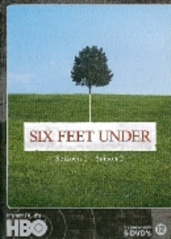 Six feet under - Seizoen 2, (DVD) BILINGUAL /CAST: PETER KRAUSE, MICHAEL C. HALL TV SERIES, DVDNL