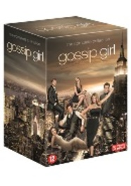 Gossip girl - The complete series, (DVD) .. COLLECTION - BILINGUAL TV SERIES, DVDNL