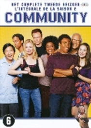 Community - Seizoen 2 (4DVD)