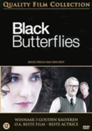Black butterflies, (DVD) PAL/REGION 2 // W/ CARICE VAN HOUTEN EN RUTGER HAUER MOVIE, DVDNL