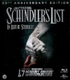 Schindler's list, (Blu-Ray) BILINGUAL/CAST:LIAM NEESON, RALPH FIENNES, BEN KINGSLEY MOVIE, Blu-Ray
