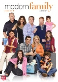 Modern family - Seizoen 4, (DVD) PAL/REGION 2-BILINGUAL // W/ ED O'NEILL, SOFIA VERGARA TV SERIES, DVD