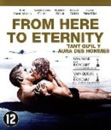From here to eternity, (Blu-Ray) BILINGUAL // W/ BURT LANCASTER,MONTGOMERY CLIFT MOVIE, BLURAY