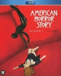 American horror story - Seizoen 1, (Blu-Ray) BILINGUAL // W/ EVAN PETERS, JESSICA LANGE TV SERIES, Blu-Ray