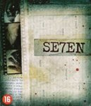 Seven, (Blu-Ray) CAST: MORGAN FREEMAN, BRAD PITT AND GWYNETH PALTROW