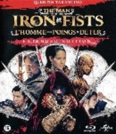Man with the iron fists, (Blu-Ray) BLINGUAL // W/RUSSELL CROWE, RZA, LUCY LIU MOVIE, BLURAY