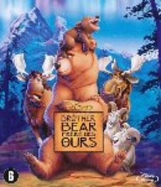 Brother bear, (Blu-Ray) BILINGUAL-FRERE DES OURS ANIMATION, BLURAY