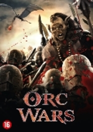 Orc wars, (DVD) CAST: RUSTY JOINER, MASIELA LUSHA, WESLEY JOHN MOVIE, DVDNL