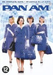 Pan am - Seizoen 1, (DVD) BILINGUAL /CAST: KELLI GARNER, MARGOT ROBBIE TV SERIES, DVD