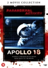 Paranormal activity/Apollo 18, (DVD) ../APOLLO 18 MOVIE, DVDNL