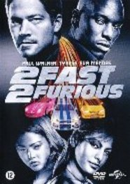 2 fast 2 furious, (DVD) BILINGUAL /CAST: PAUL WALKER, EVA MENDES, TYRESE GIBSON MOVIE, DVDNL